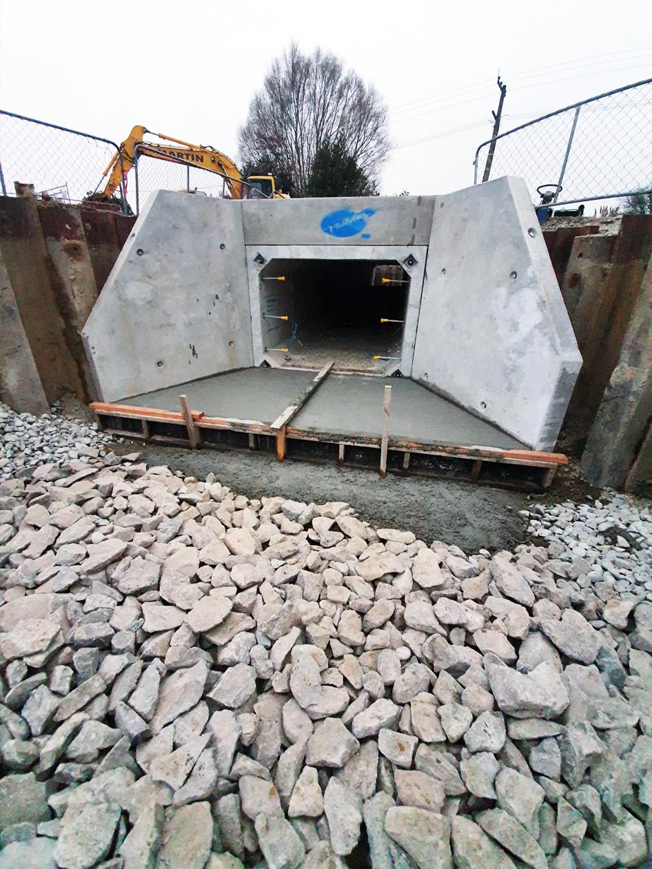 Civil Drainage - Quaifes Road Culvert Installation 4