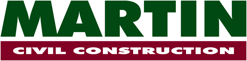 Martin Civil Construction Logo